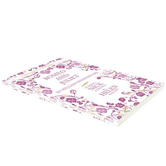 Personalised Romeo and Juliet Novel - Product number 5004802