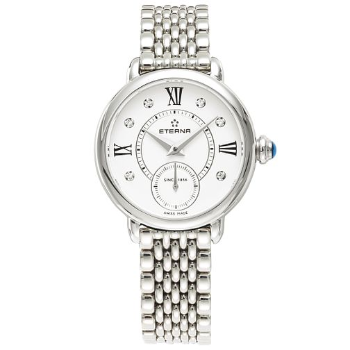 Eterna Lady Eterna Stainless Steel Bracelet Watch - Product number 5004918