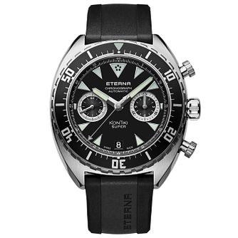 Eterna Men's Super KonTiki Chronograph Strap Watch - Product number 5005299