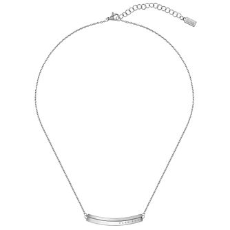 BOSS Insignia Ladies' Stainless Steel Necklace - Product number 5005469