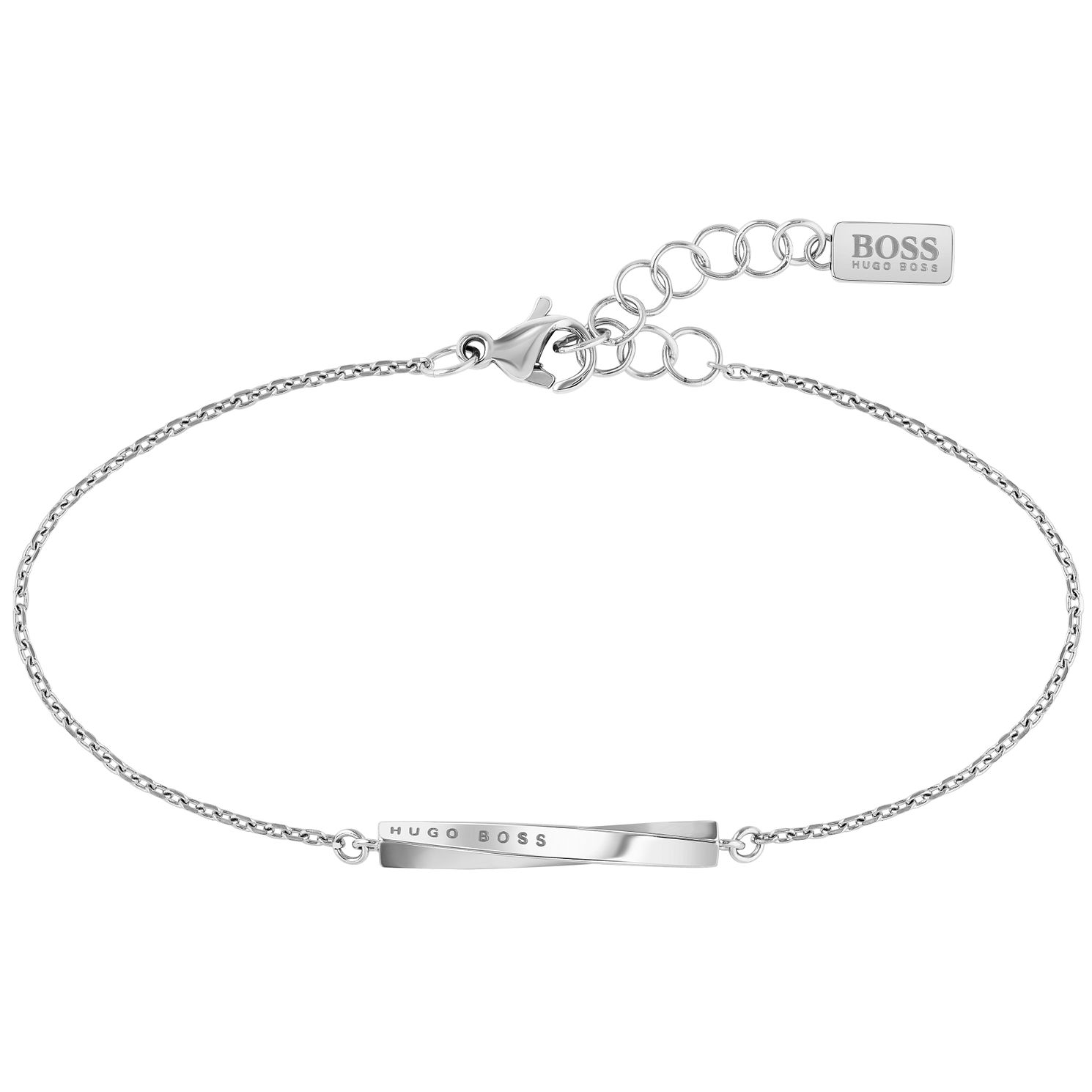 BOSS Signature Ladies'  Stainless Steel Bracelet - Product number 5007631