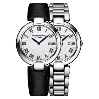 Raymond Weil Shine Ladies' Interchangeable Strap Watch - Product number 5007739