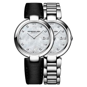 Raymond Weil Shine Ladies' Interchangeable Strap Watch - Product number 5007747