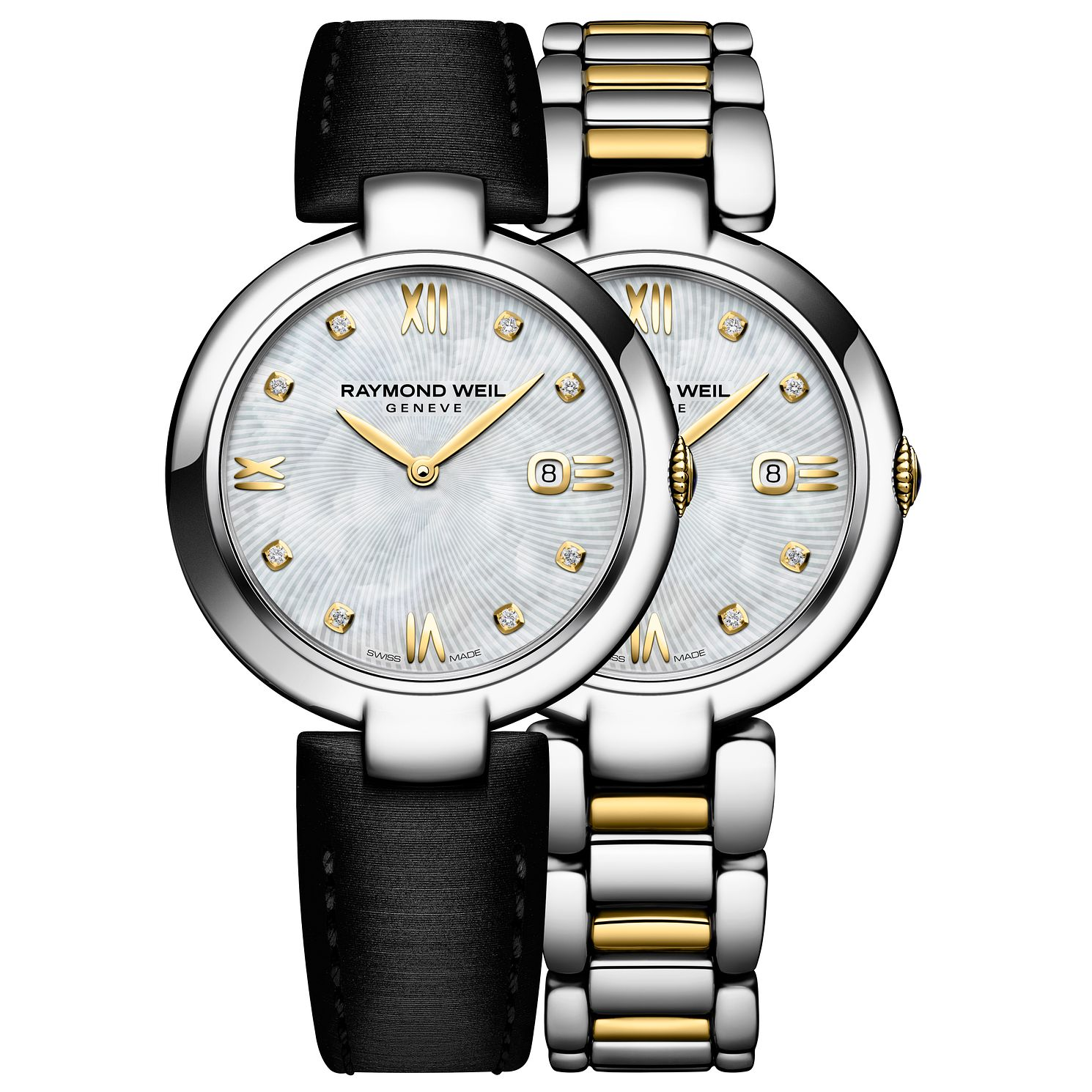 Raymond Weil Shine Ladies' Interchangeable Strap Watch - Product number 5007755
