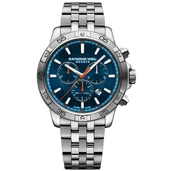Raymond Weil Tango Men's Stainless Steel Bracelet Watch - Product number 5007895