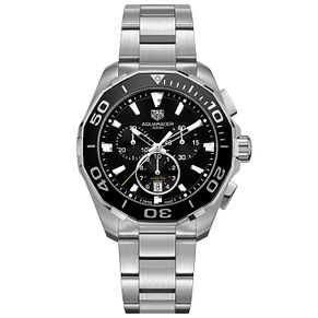 TAG Heuer Aquaracer Men's Stainless Steel Strap Watch - Product number 5009006