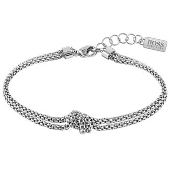 BOSS Rosette Ladies' Stainless Steel Bracelet - Product number 5009081
