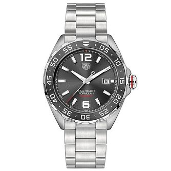 TAG Heuer Formula 1 Men's Stainless Steel Bracelet Watch - Product number 5009510