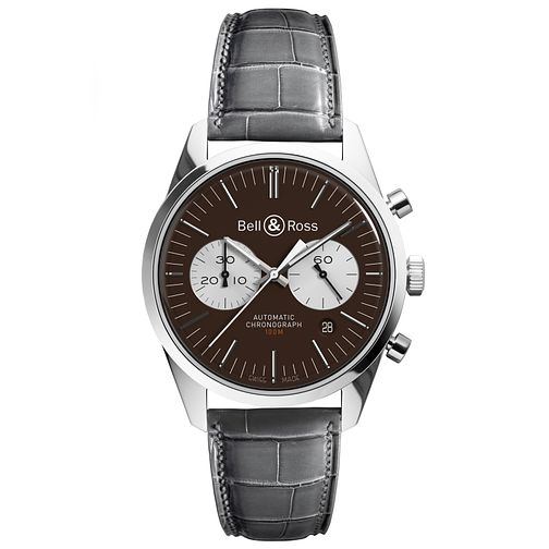 Bell & Ross Men's Stainless Steel Strap Watch - Product number 5009782