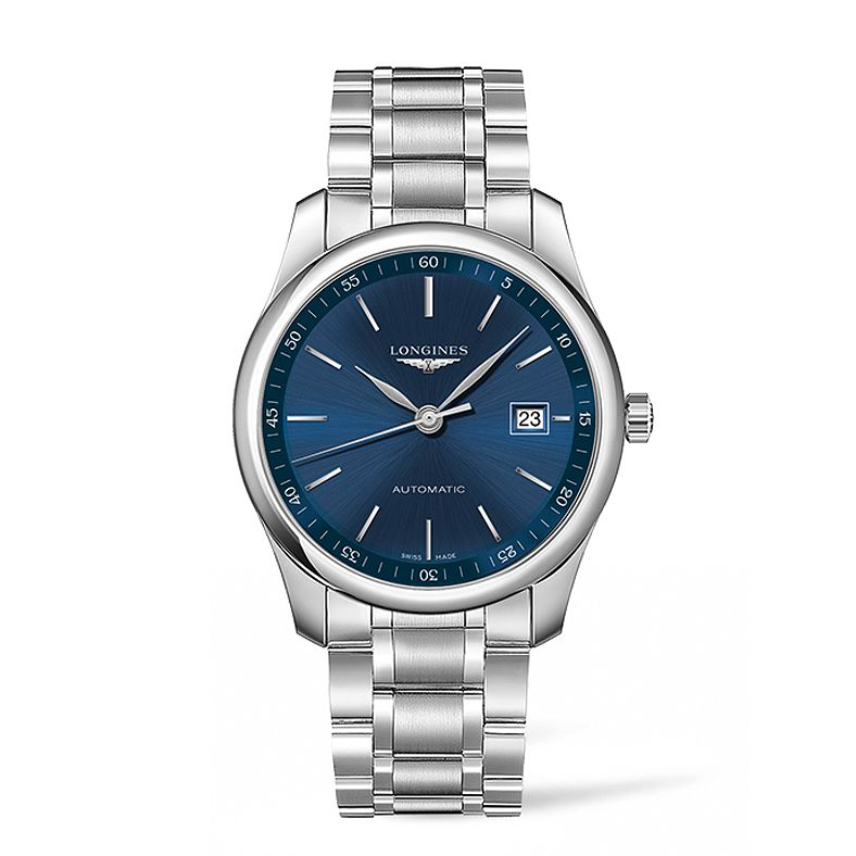 Longines Master Collection Men's Blue Dial Bracelet Watch - Product number 5011744