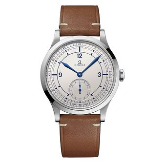 Longines Railroad Men's Stainless Steel Strap Watch - Product number 5011752