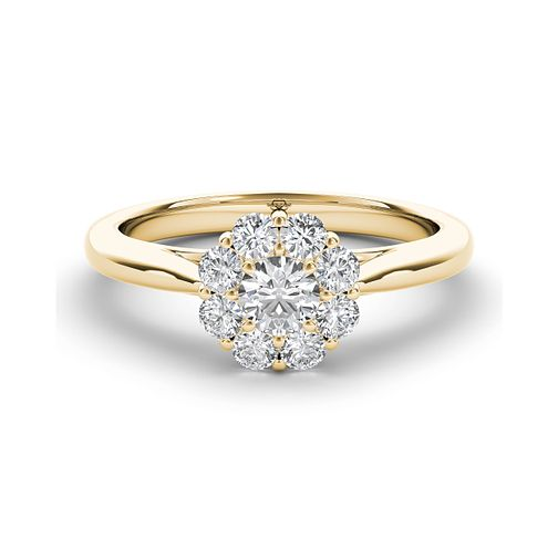 ec59d50e77e The Diamond Story 18ct Yellow Gold 1 2ct Diamond Ring - Product number  5016886