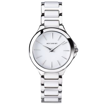 Accurist Classic Ladies' Stainless Steel Bracelet Watch - Product number 5029961