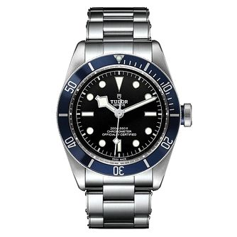 Tudor Black Bay Men's Stainless Steel Bracelet Watch - Product number 5031044