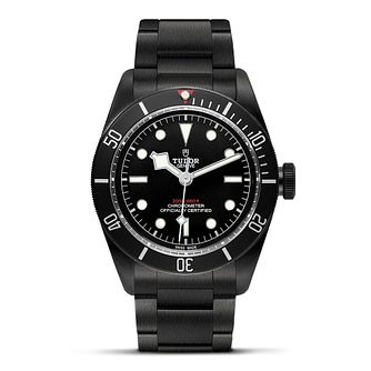 Tudor Black Bay Dark Men's Stainless Steel Bracelet Watch - Product number 5031052