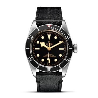 Tudor Black Bay Men's Stainless Steel Strap Watch - Product number 5031079