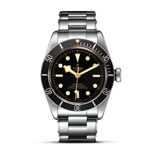 Tudor Black Bay Men's Stainless Steel Bracelet Watch - Product number 5031087
