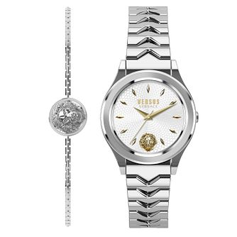 Versus Versace Mount Pleasant Watch & Bracelet Gift Set - Product number 5043921