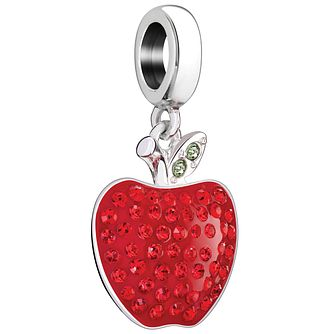 Chamilia Silver & Swarovski Number 1 Teacher Charm - Product number 5056802