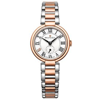 Dreyfuss & Co 1974 Ladies' Two Colour Bracelet Watch - Product number 5062594