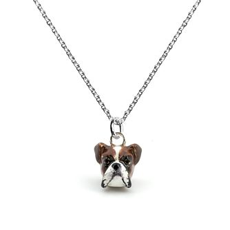 Dog Fever Boxer Muzzle Pendant - Product number 5065453