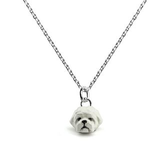 Dog Fever Maltese Muzzle Pendant - Product number 5065801