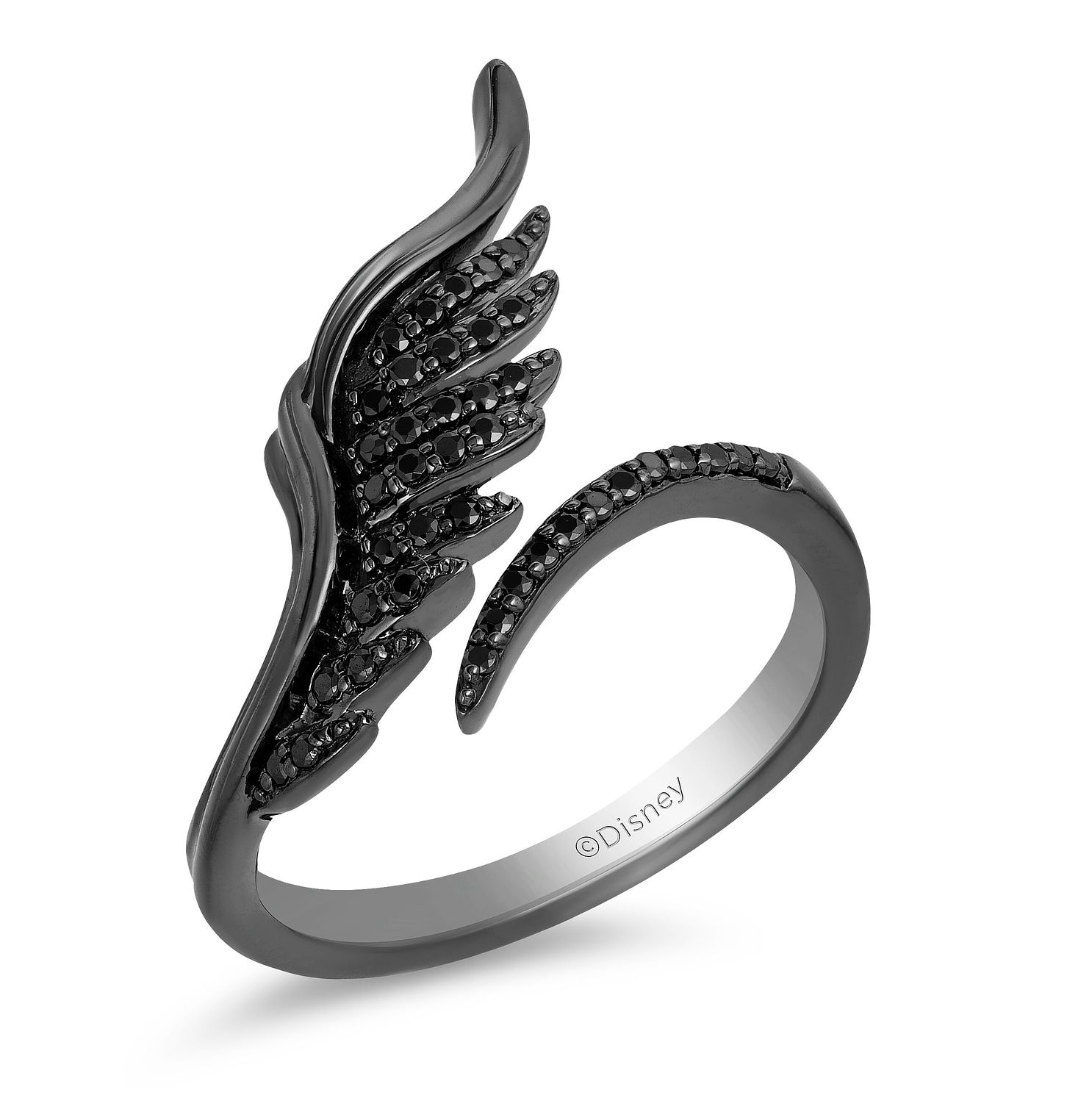 Enchanted Disney Villains Diamond Maleficent Ring - Product number 5067731
