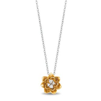 Enchanted Disney Fine Jewelry Diamond Tiana Pendant - Product number 5084946