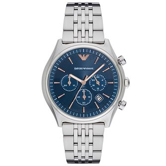 Emporio Armani Men's Stainless Steel Bracelet Watch - Product number 5085268