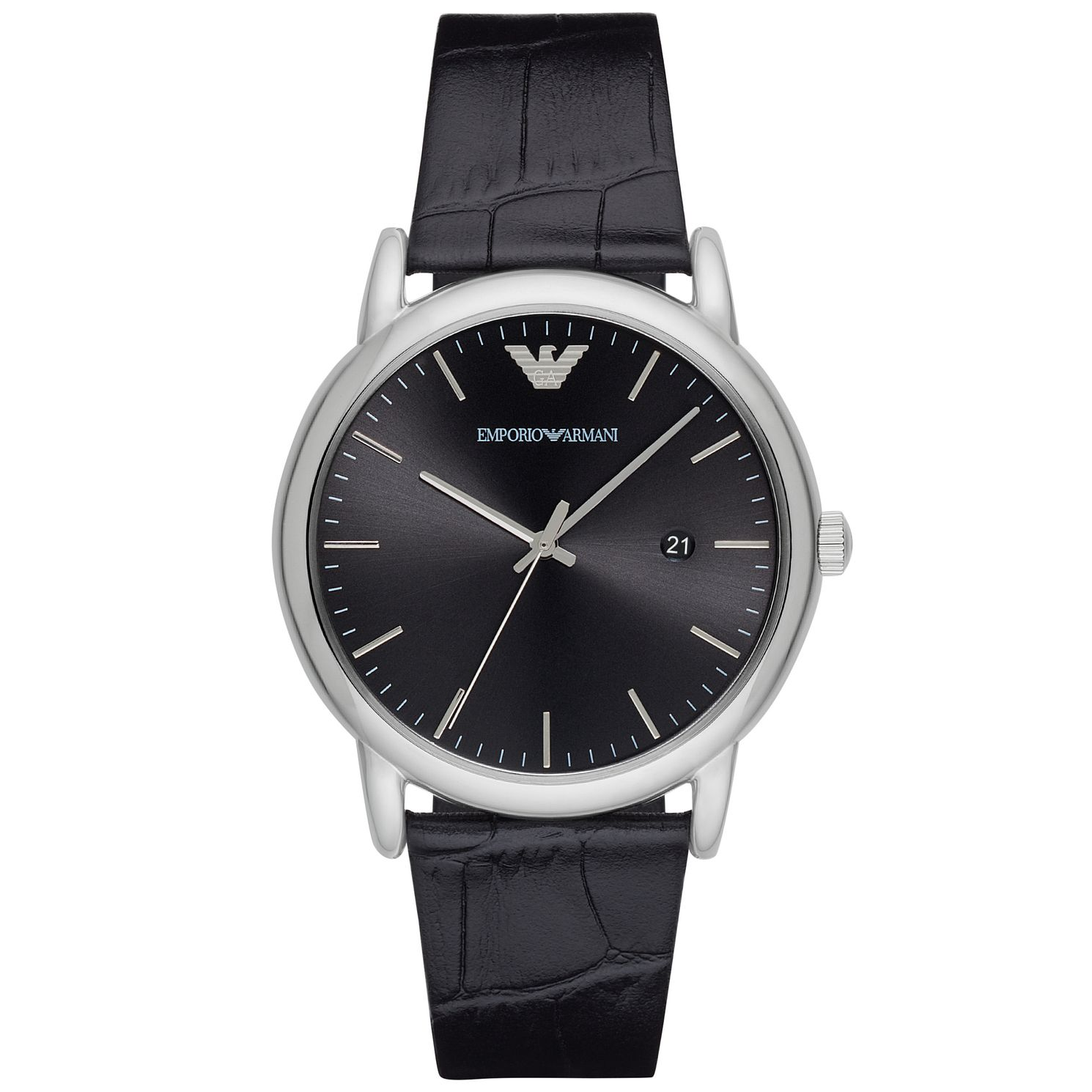 Emporio Armani Men's Stainless Steel Strap Watch - Product number 5085322