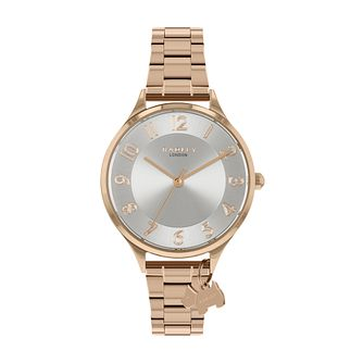 Radley Saxon Ladies' Rose Gold Tone Bracelet Watch - Product number 5086213