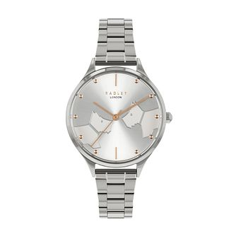 Radley Face2Face Ladies' Stainless Steel Bracelet Watch - Product number 5086264
