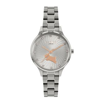 Radley Wilton Way Ladies' Stainless Steel Bracelet Watch - Product number 5086345