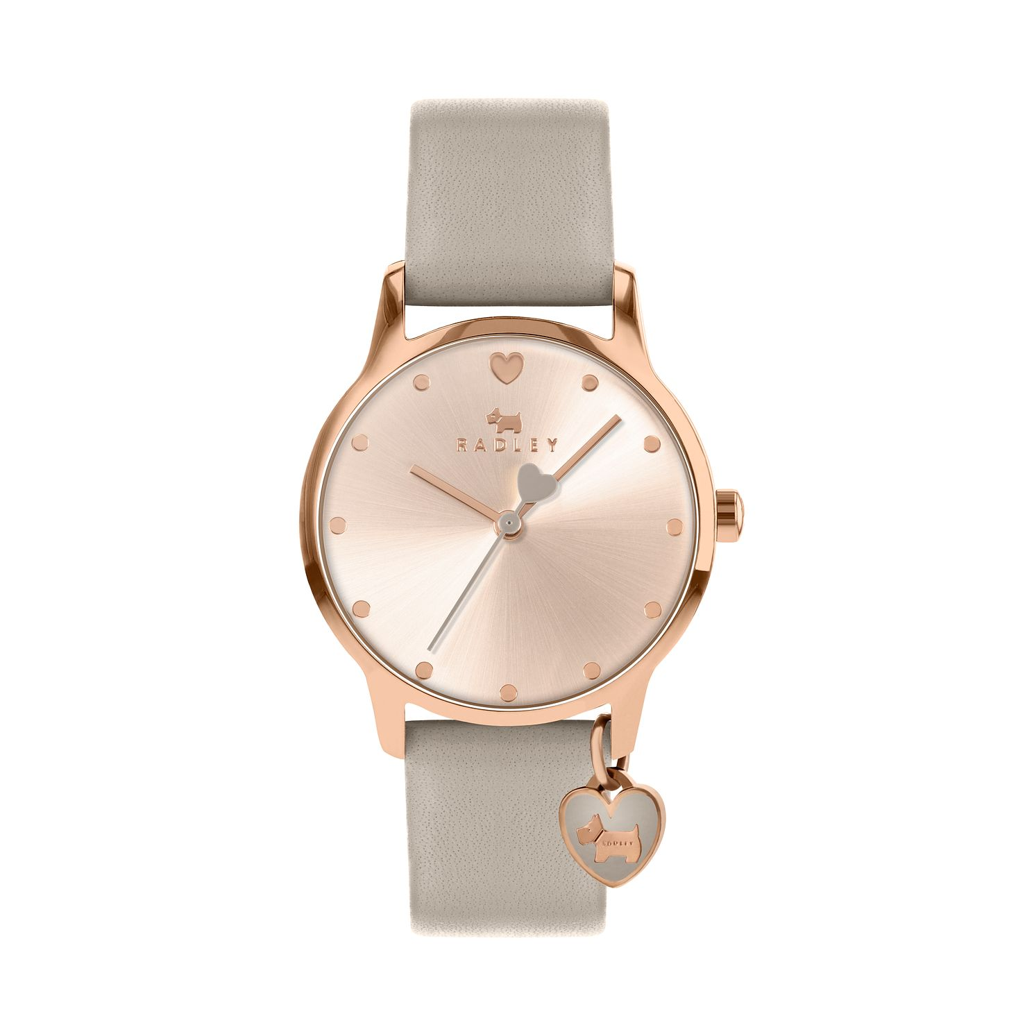 Radley London Ladies' Pink Leather Strap Watch - Product number 5086760