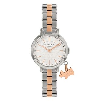 Radley Crystal Ladies' Two Tone Bracelet Watch - Product number 5086965