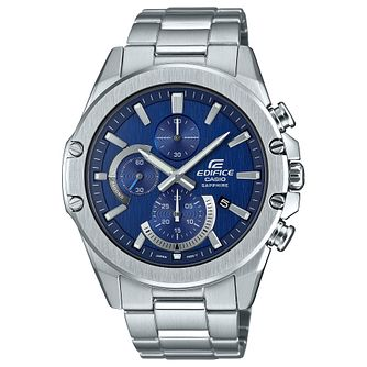 Casio Edifice Men's Stainless Steel Bracelet Watch - Product number 5089565