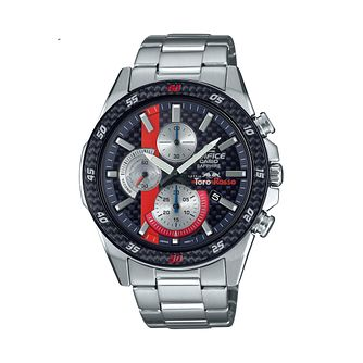 Casio Edifice Scuderia Toro Rosso Stainless Steel Watch - Product number 5089581