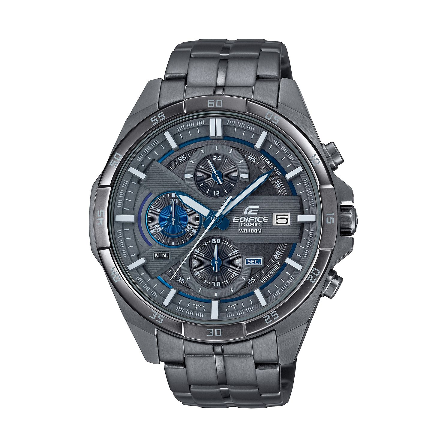 Casio Edifice Men's Stainless Steel Bracelet Watch - Product number 5089824