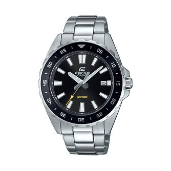 Casio Edifice Men's Stainless Steel Bracelet Watch - Product number 5089913