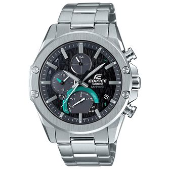 Casio Edifice Super Slim Stainless Steel Bracelet Watch - Product number 5089948