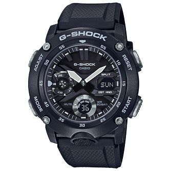 Casio G-Shock Carbon Core Guard Black Resin Strap Watch - Product number 5091063