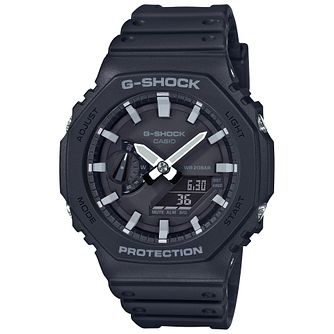 Casio G-Shock G-Steel Black Resin Strap Watch - Product number 5091098