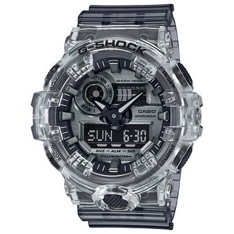 Casio G-Shock Super Clear Skeleton Resin Strap  Watch - Product number 5091101