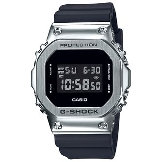 Casio G-Shock GM-5600 Black Resin Strap Watch - Product number 5091152