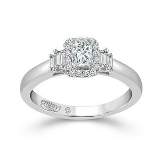 Emmy London 18ct White Gold 0.40ct Total Diamond Ring - Product number 5098904