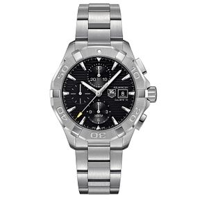 TAG Heuer Aquaracer Men's Stainless Steel Bracelet Watch - Product number 5102359
