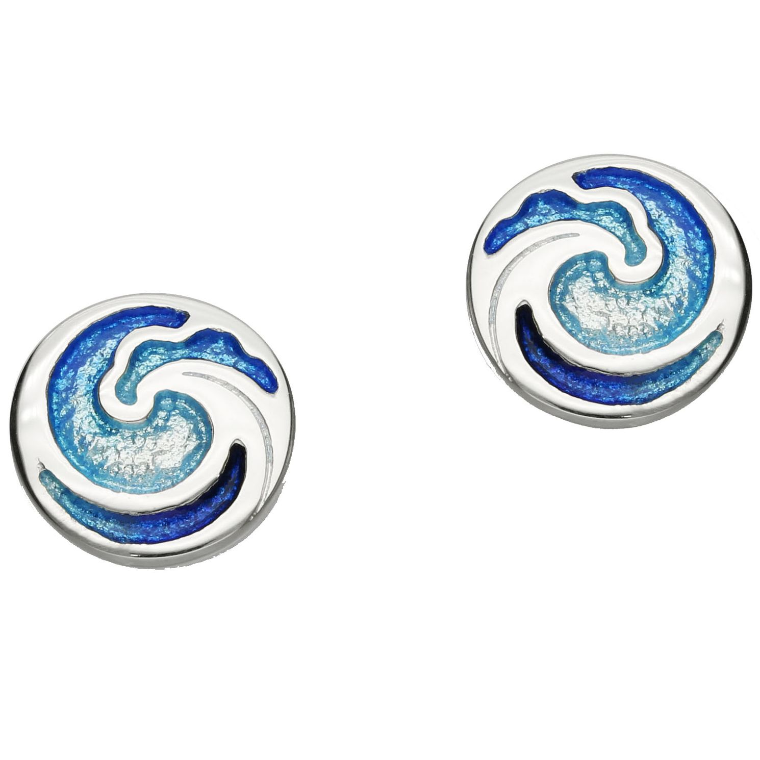 Ortak Coastal Sterling Silver Stud Earrings - Product number 5120330