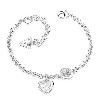 a2e9c6fbb6ac9 Ladies Men's Guess Jewellery | H.Samuel