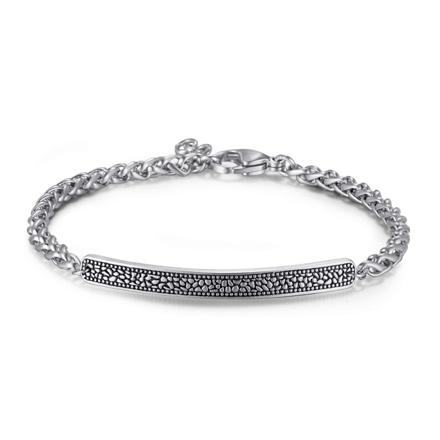 Kingka Stainless Steel Reptile ID Bracelet - Product number 5125952