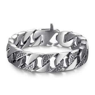Kingka Stainless Steel Reptile Design Bracelet - Product number 5126053